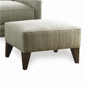 Sherrill Casual Rectangular Ottoman