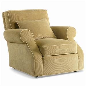 Sherrill Dan Carithers Lounge Chair
