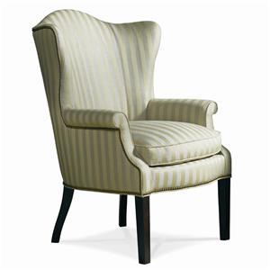 Sherrill Dan Carithers Wing Chair