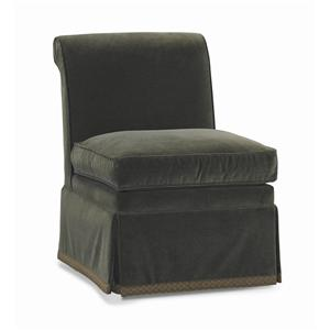 Sherrill Dan Carithers Armless Chair