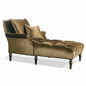 Sherrill Dan Carithers Chaise