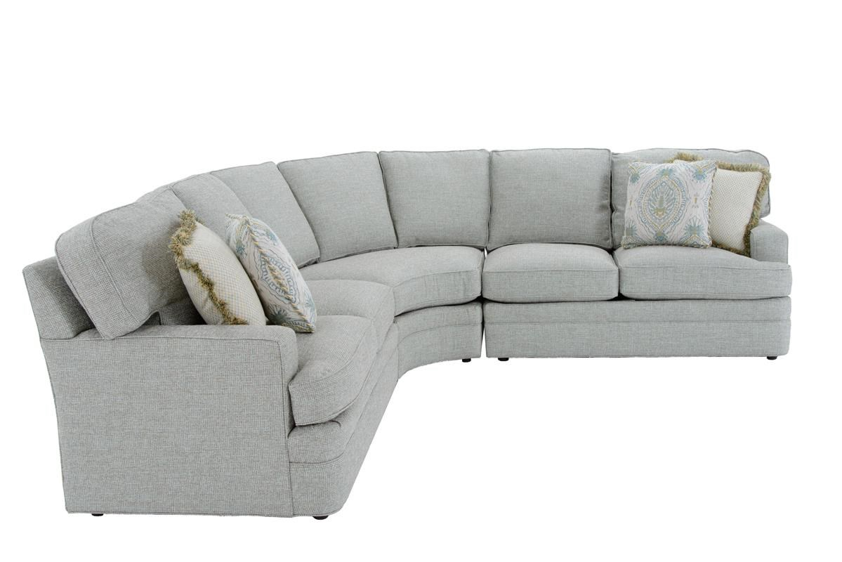 sherrill design your own 3 pc sectional sofa baer 39 s