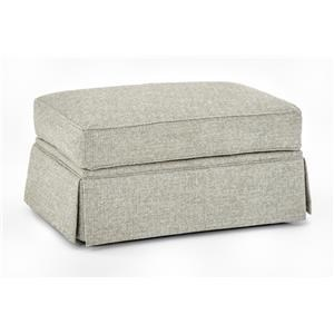 Sherrill Design Your Own Customizable Ottoman