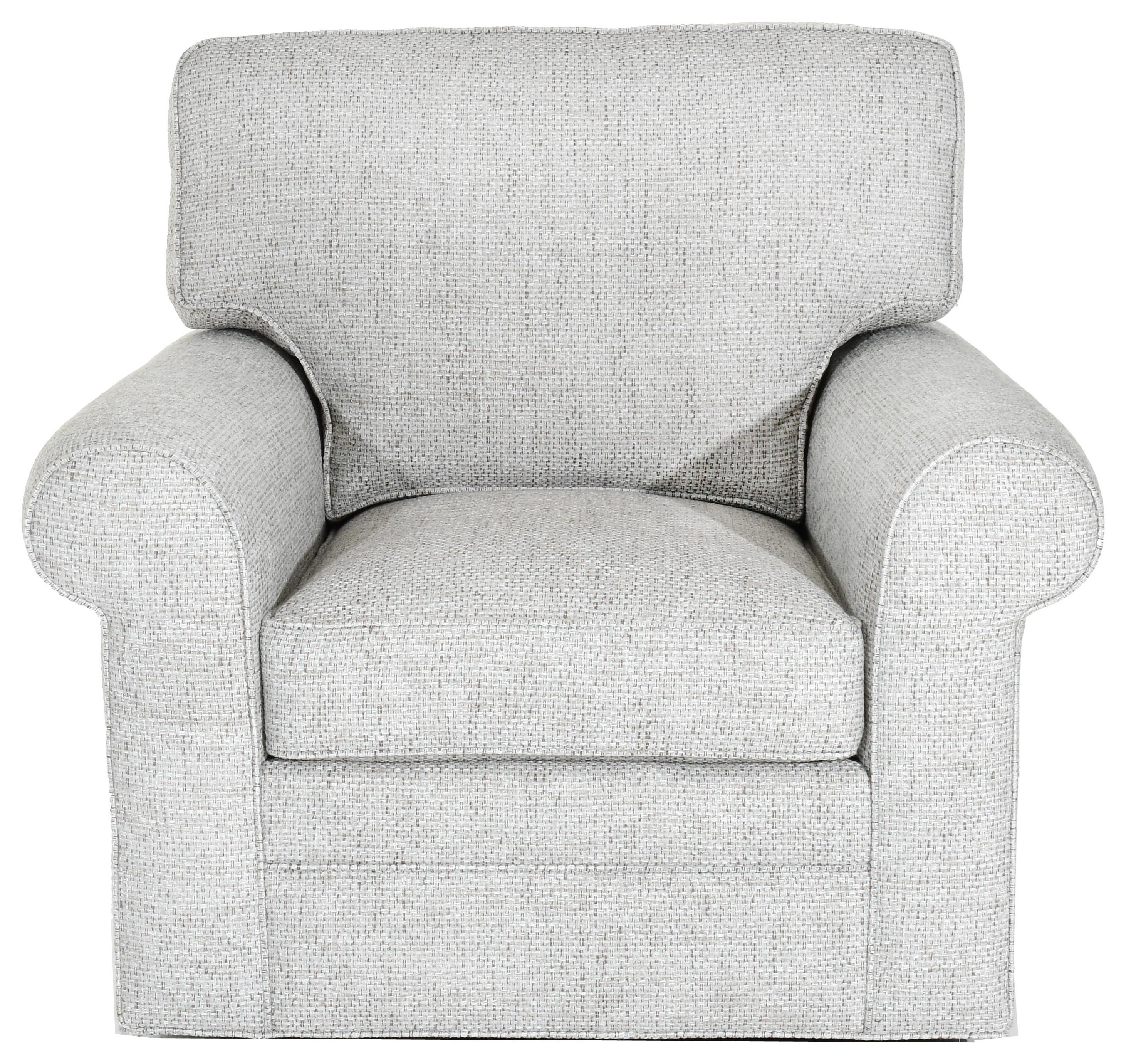 Sherrill Design Your Own Customizable Swivel Chair - Item Number: SW9601-SFBU