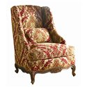 Sherrill Masterpiece Carved Chair - Item Number: M240
