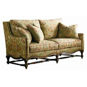 Sherrill Masterpiece Sofa with Nailhead Trim