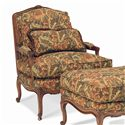 Sherrill Traditional Carved Chair - Item Number: 1119