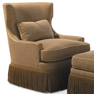 Sherrill Traditional Traditional Lounge Chair