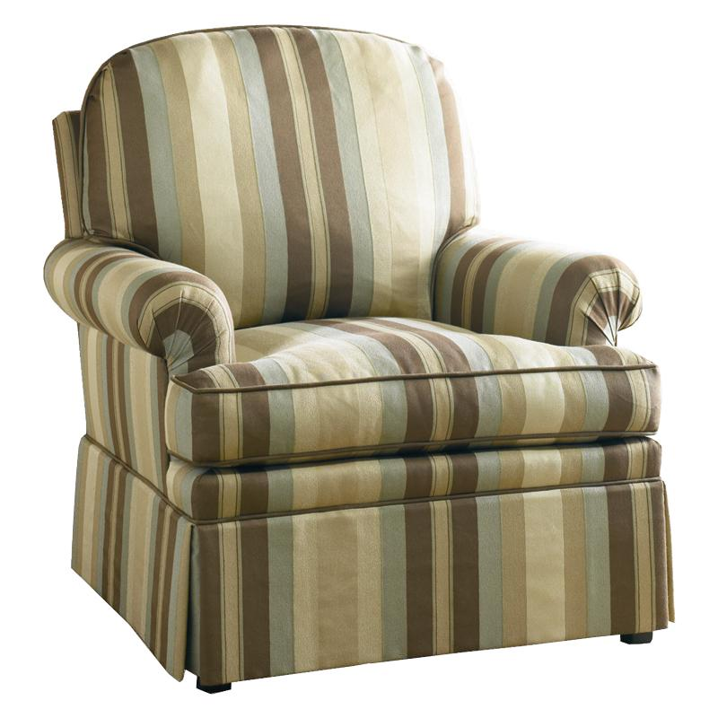 Sherrill Traditional Lounge Chair - Item Number: 1449-1