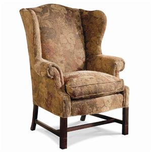 Sherrill Traditional Wing Chair