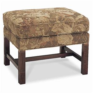 Sherrill Traditional Bench / Ottoman