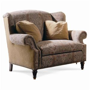 Sherrill Traditional Chair And Half