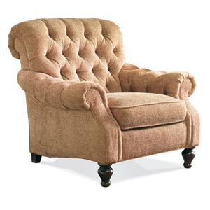 Upholstered Lounge Chair