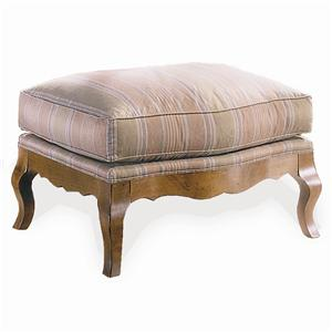 Sherrill Traditional Ottoman