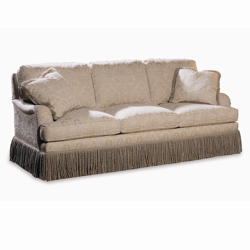 Traditional Sleep Sofa by Sherrill at Baer's Furniture