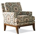 Sherrill Transitional Transitional Lounge Chair - Item Number: 1346
