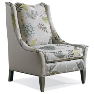 Sherrill Transitional Transitional Lounge Chair