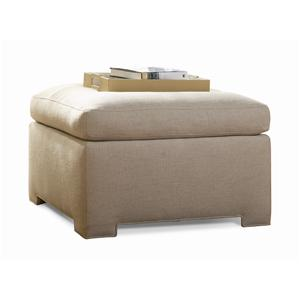 Sherrill Transitional Bench / Ottoman