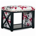 Sherrill Transitional Bench / Ottoman - Item Number: 5998