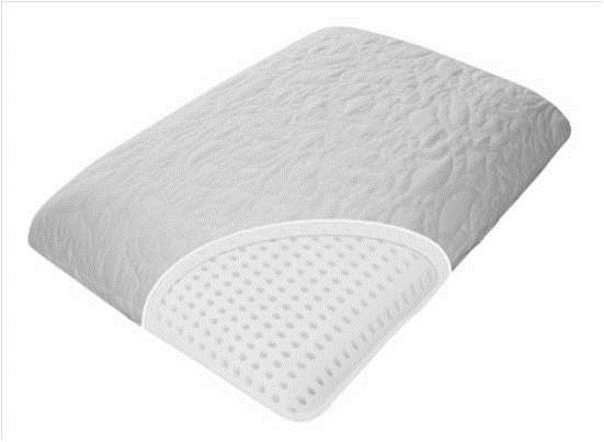 Sierra Sleep 2015 Pillows Queen Traditional Latex Pillow - Item Number: M82502