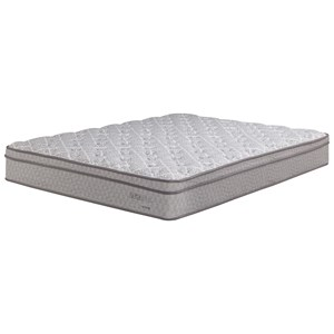 "Sierra Sleep Gold Limited Edition Queen 11"" Plush Euro Top Mattress"
