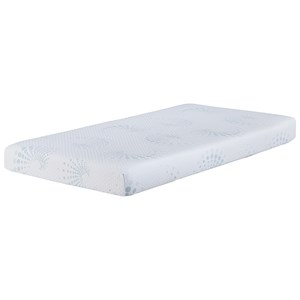 "Sierra Sleep Kids Memory Foam Twin 6"" Memory Foam Mattress"