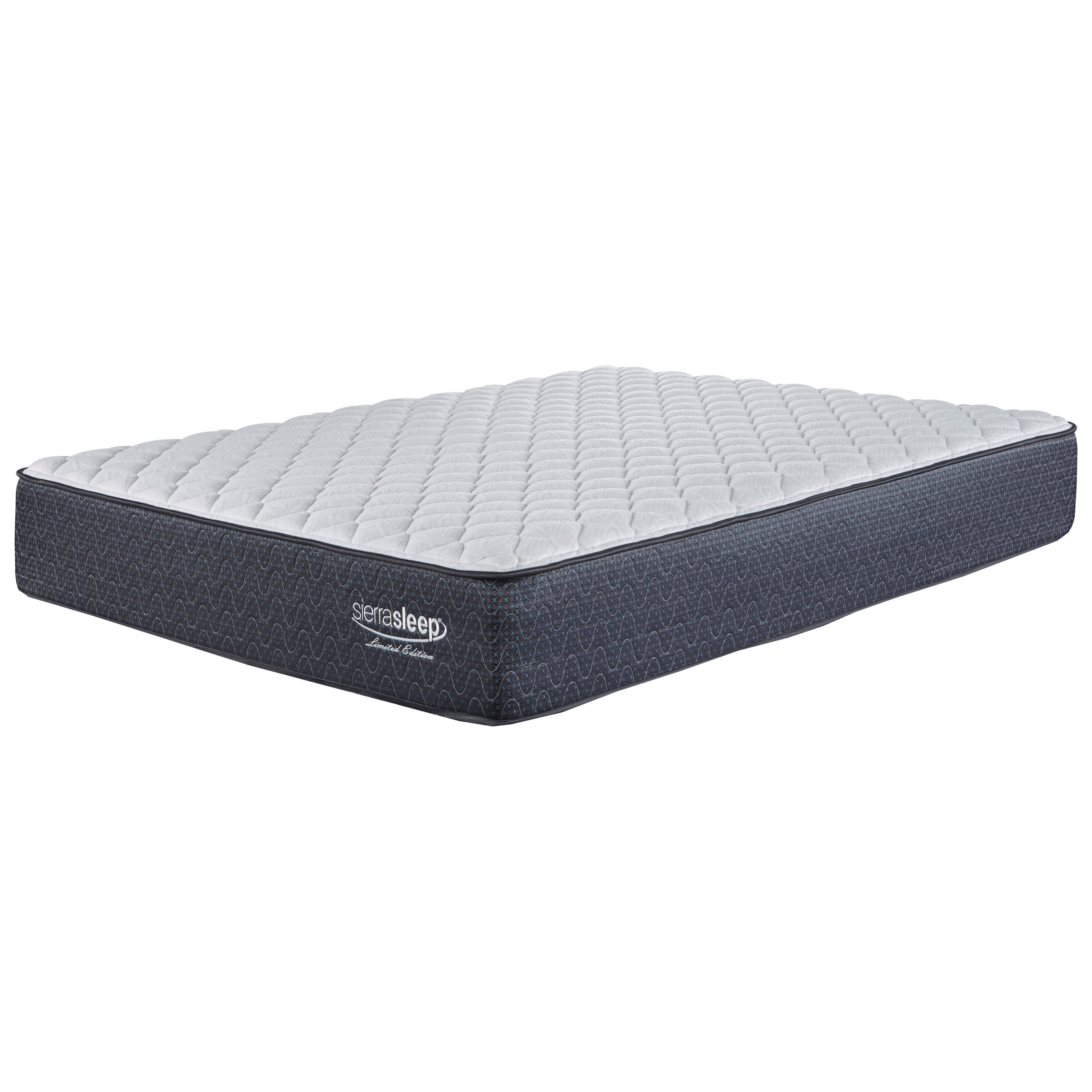 "Sierra Sleep Limited Edition Firm Twin 13"" Firm Mattress - Item Number: M79711"