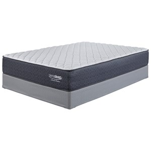 "Sierra Sleep Limited Edition Firm Queen 13"" Firm Mattress and Adjustable Base"