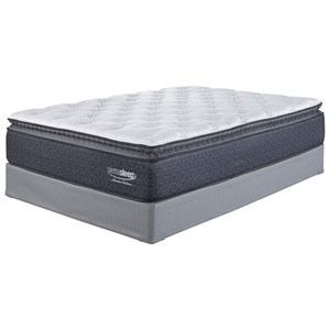 "Sierra Sleep Limited Edition Pillow Top Queen 14"" Pillow Top Mattress Set"