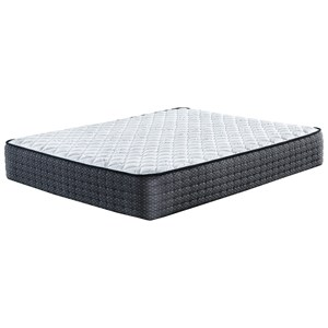 "Queen 13"" Firm Pocketed Coil Mattress"