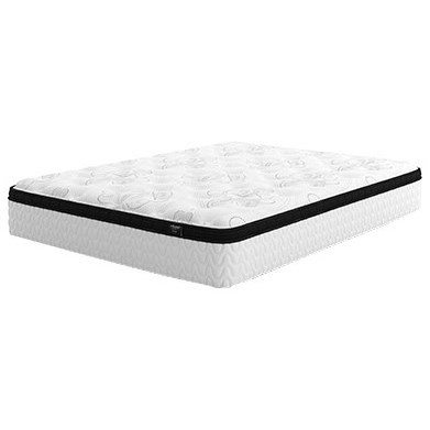 "Sierra Sleep M697 Chime 12 Hybrid Queen 12"" Hybrid Mattress - Item Number: M69731"