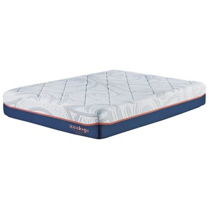 "Sierra Sleep M758 MyGel 12 Queen 12"" Gel Memory Foam Mattress"