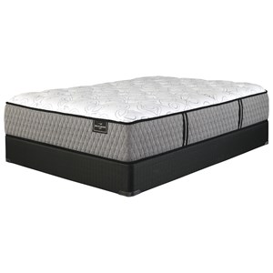 "Sierra Sleep M837 Mount Rogers Ltd Plush Cal King 14 1/2"" Plush Pocketed Coil Set"