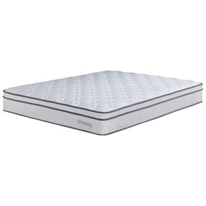 Sierra Sleep Longs Peak Limited Twin Plush Mattress