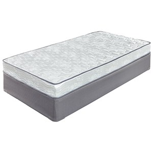 Twin Innerspring Mattress Set