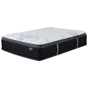 "Sierra Sleep Manhattan Design District Firm PT Queen 15"" Firm Pillow Top Mattress"