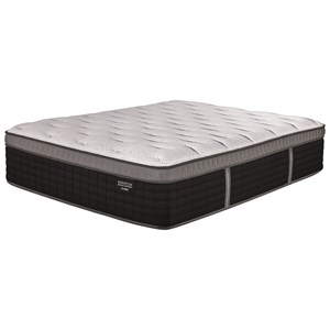 Sierra Sleep Manhattan Design Queen Plush Hybrid Mattress
