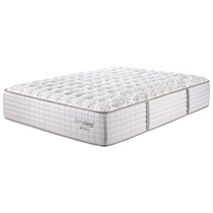 Sierra Sleep Mount Dana King Firm Mattress