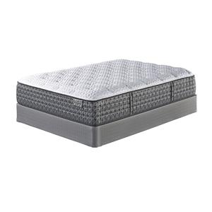 Sierra Sleep Mount Rogers Ltd Queen Plush Mattress Set