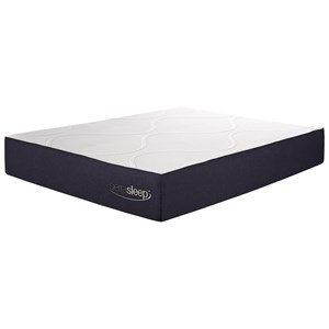 "Sierra Sleep MyGel® Queen 11"" Gel Memory Foam Mattress"