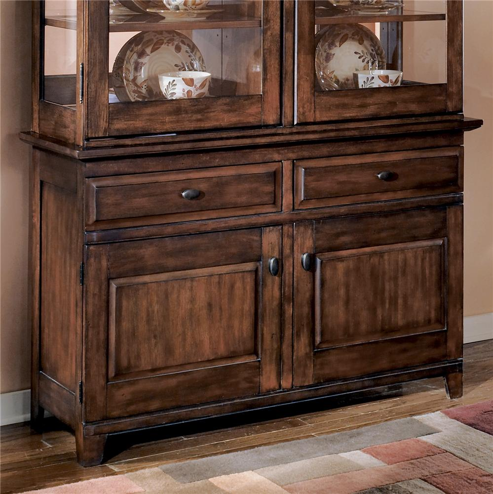 Signature Design by Ashley Larchmont Buffet - Item Number: D442-80
