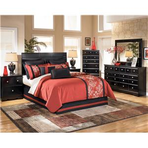 4 Pc Queen Bedroom