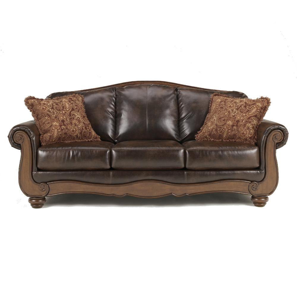 Signature Design by Ashley Barcelona - Antique Sofa - Item Number: 5530038