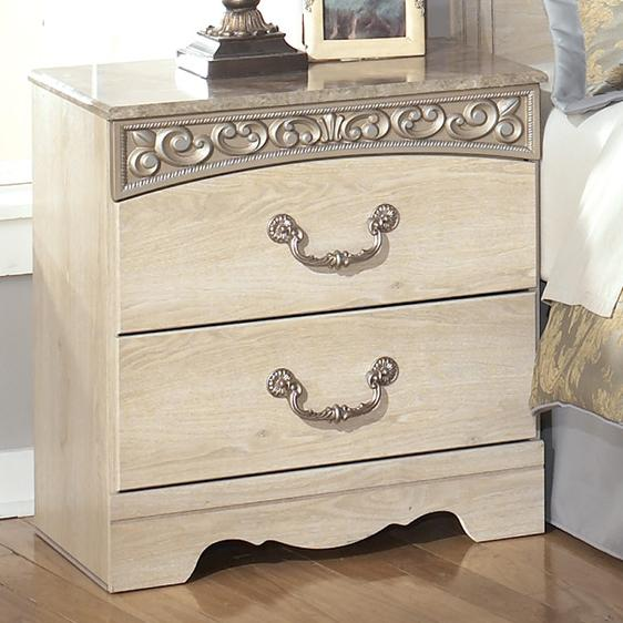 Signature Design by Ashley Catalina Nightstand - Item Number: B196-92