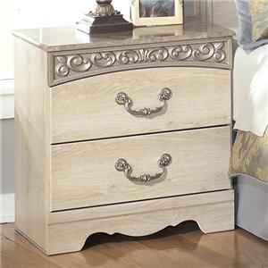 Signature Design by Ashley Catalina Nightstand