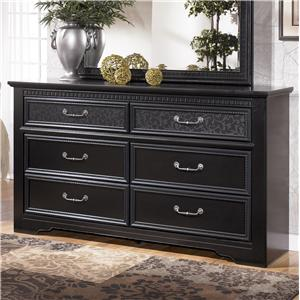 Signature Design by Ashley Cavallino Dresser