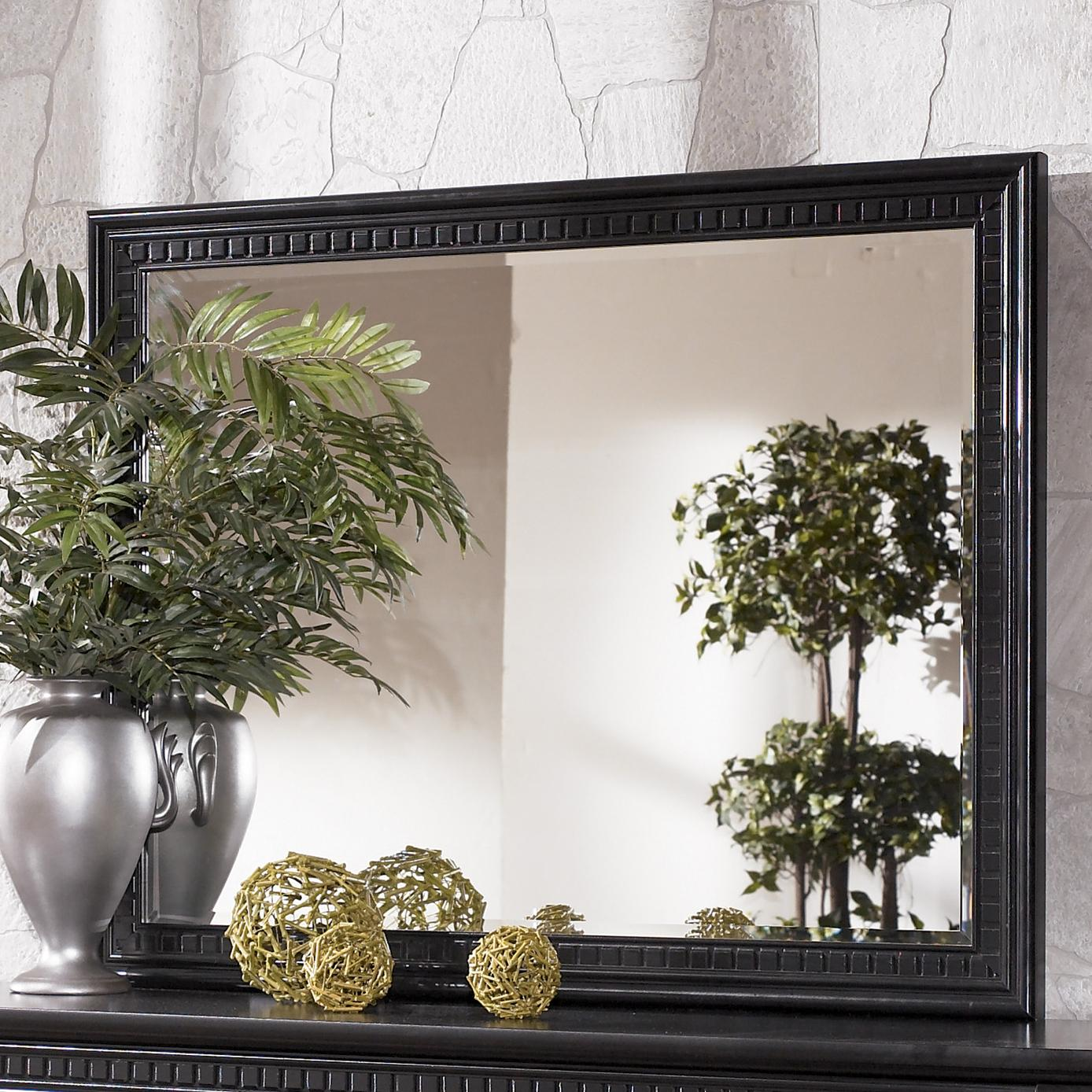 Signature Design by Ashley Cavallino Landscape Mirror - Item Number: B291-35