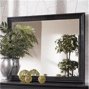 Signature Design by Ashley Furniture Cavallino Landscape Mirror