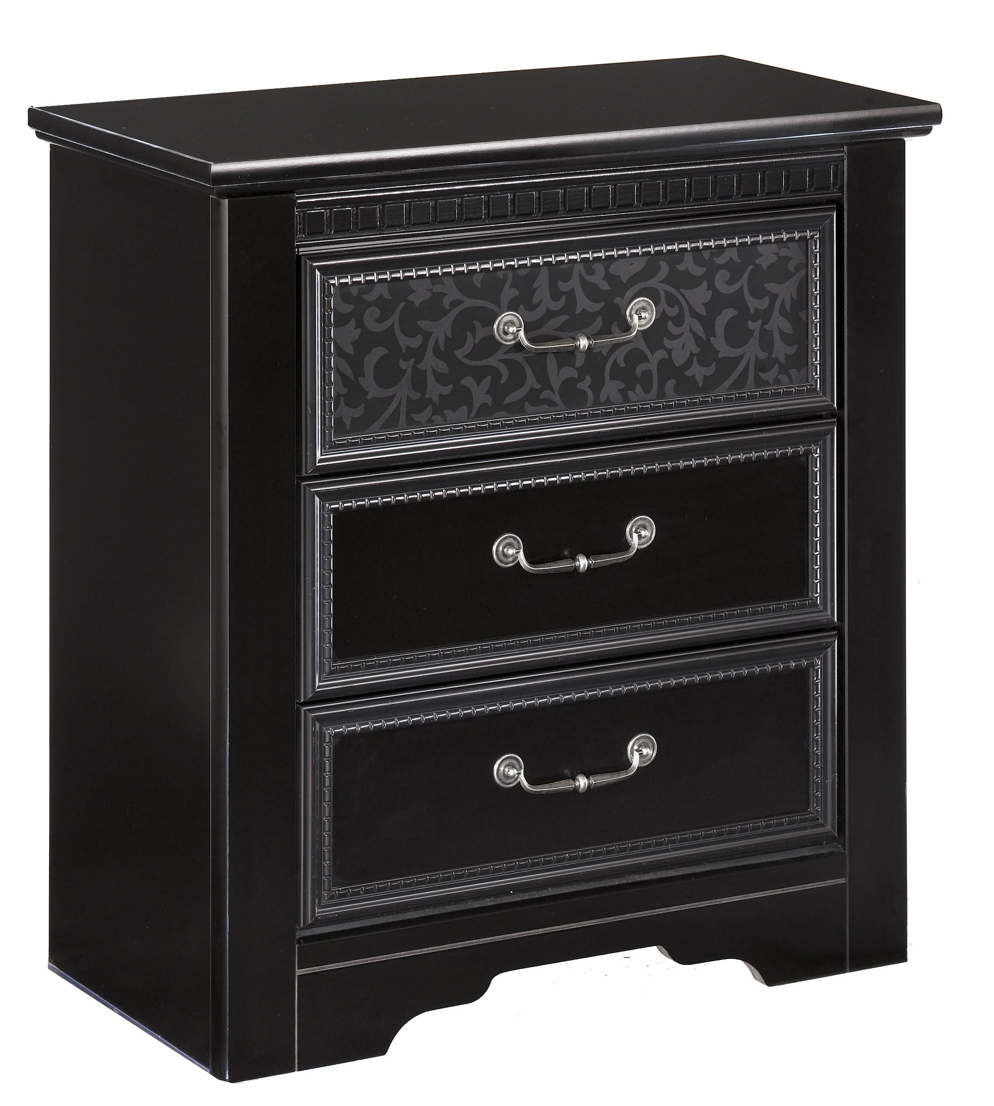Signature Design by Ashley Cavallino Nightstand - Item Number: B291-93
