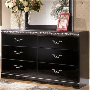 Signature Design by Ashley Constellations Bedroom Dresser